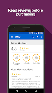 eBay - Buy, Sell & Save Money- screenshot thumbnail