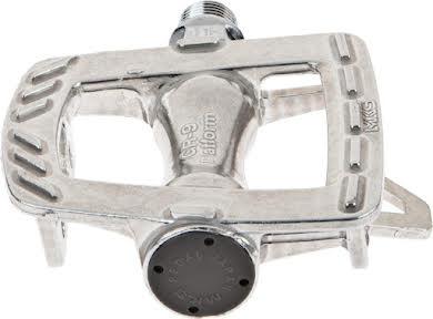 MKS GR-9 Platform Pedals, Silver alternate image 3