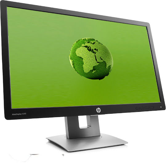 "HP Elite Display E232 23"" Monitor"
