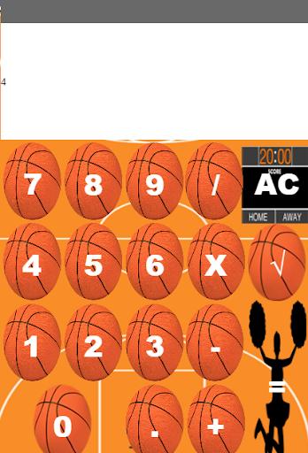 BBall Calculator
