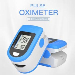 Aparat de masurare puls - Oximetru pentru deget cu display