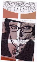 Photo: Wenchkin's Mail Art 366 - Day 147, Card 147a