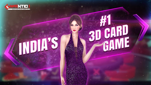 Gamentio 3D: Teen Patti Poker Rummy Slots +More 1.1.43 screenshots 2