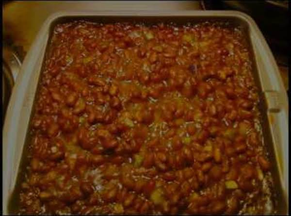 Alice's Baked Beans Recipe