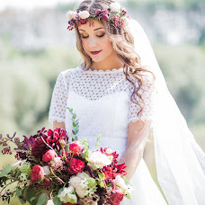Wedding photographer Olesya Chernenkaya (OlesyaChern). Photo of 15.09.2017