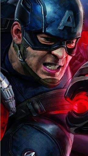 Captain America Lock Screen Hd Wallpapers Screens6