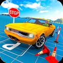 Real Car Parking: Driving Simulator 2020 icon