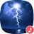 Appp.io - Thunder and Lightning Sounds Icône