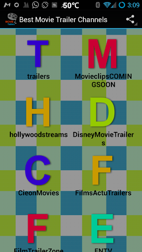 Best Movie Trailer Channels