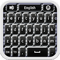 Black Elegant Keyboard icon
