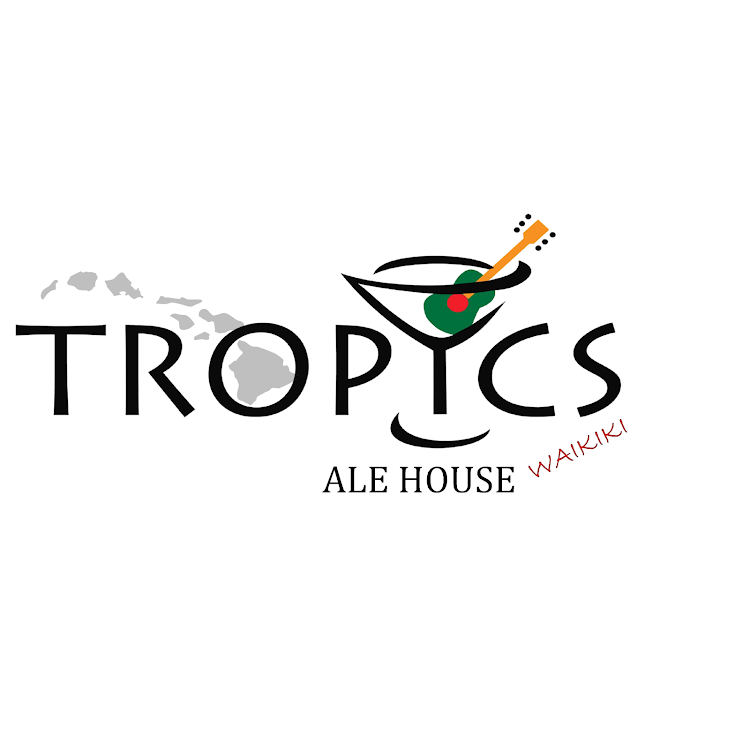 Logo for Tropics Ale House Waikiki