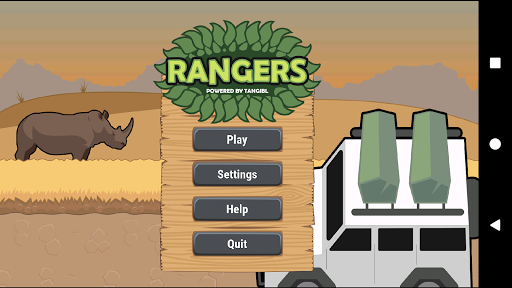 RANGERS Powered by Tangibl 1.0.7 screenshots 1