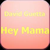 David Guetta Hey Mama Lyrics