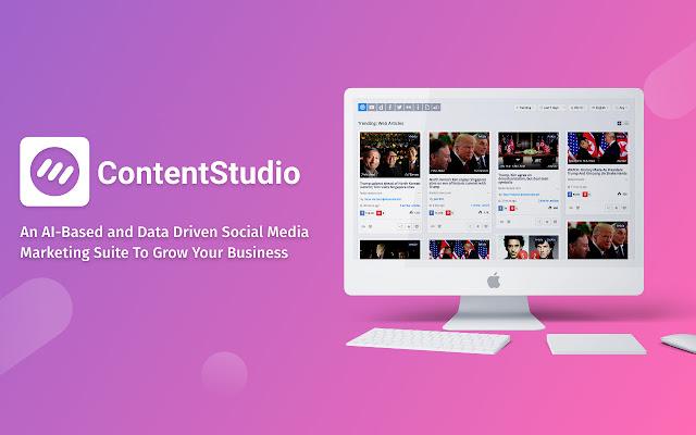 ContentStudio - Social Media Scheduler