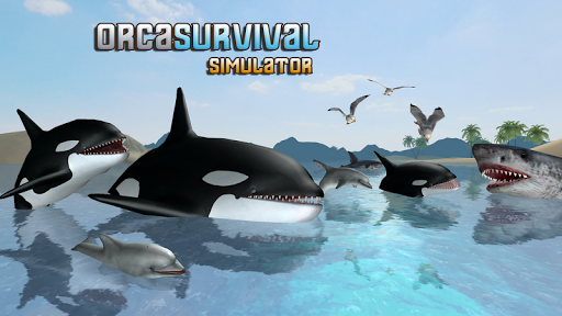 Orca Survival Simulator 1.1 screenshots 16