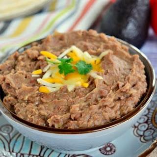 Refried Beans Breakfast Recipes.