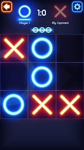 Tic Tac Toe Glow App Latest Version Download For Android and iPhone 5