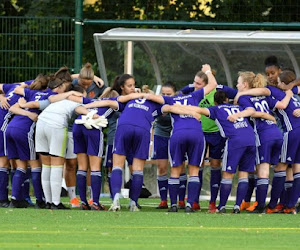 Les Anderlechtoises continuent de gagner en deuxième division nationale
