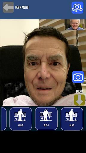 Face Scanner:Age Prediction,Age Challenge App Report on