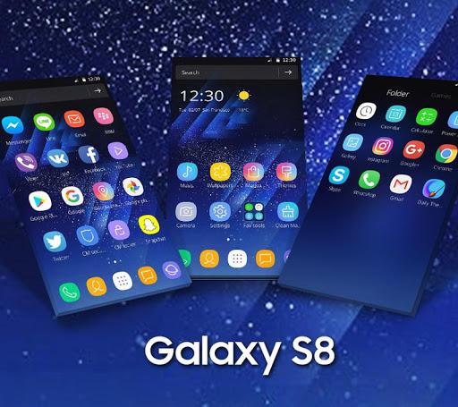 Theme for Samsung Galaxy S8 1.1.7 screenshots 2