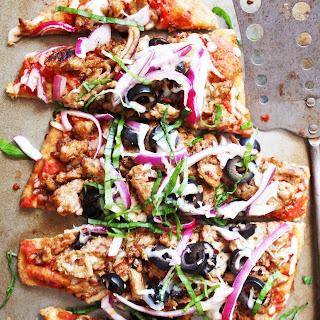 Loaded 21 Day Fix Pizza Recipe