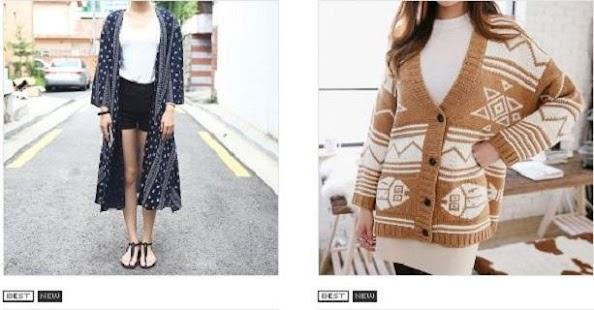 [여성 온라인쇼핑] 여성자켓 , 청자켓 , 가죽자켓 screenshot 22