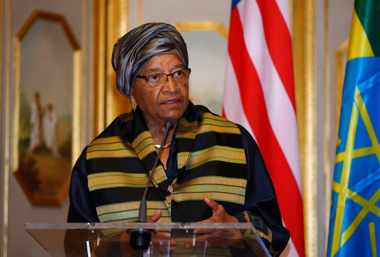 Ellen Johnson-Sirleaf's record on women's rights has been mixed.