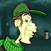 Hidden Objects - Detective Sherlock Holmes Game