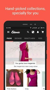 Elanic - Simply Sell- screenshot thumbnail