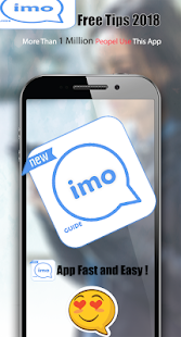 Free imo chat and calls Tips - náhled