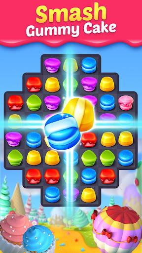 Cake Smash Mania - Swap and Match 3 Puzzle Game apkmr screenshots 2