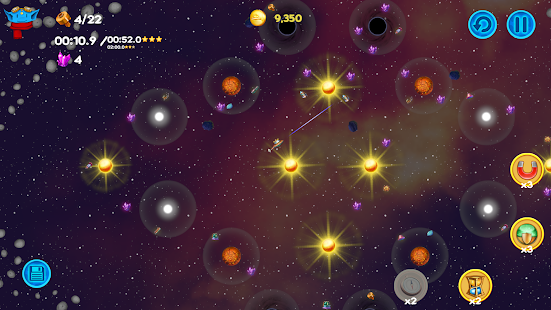 Among the Asteroids- screenshot thumbnail