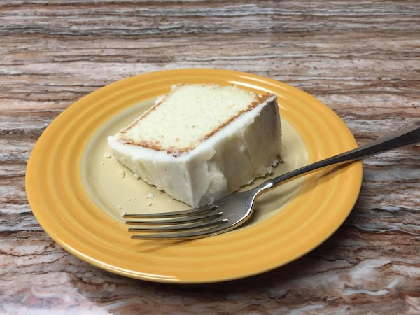 Whipping Cream Pound Cake With Cream Cheese Icing Recipe