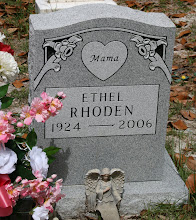 Photo: Ethel Carter Rhoden daughter of Jesse Carter and Minnie Coleman / Wife of Charney H Rhoden