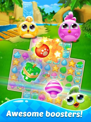 Puzzle Wings: match 3 games android2mod screenshots 1