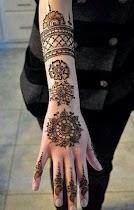 Girls Henna Mehndi Designs - screenshot thumbnail 04