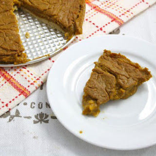 The World's Healthiest Vegan Pumpkin Pie