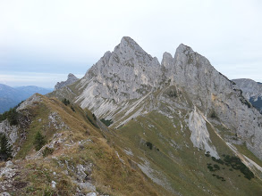 Photo: Berge um den Hahnekamm