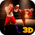 Muay Thai Box Fighting 3D icon