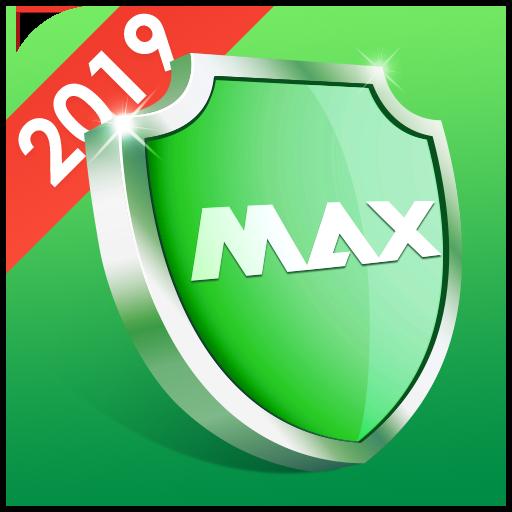 Virus Cleaner, Antivirus, Cleaner (MAX Security) Icon