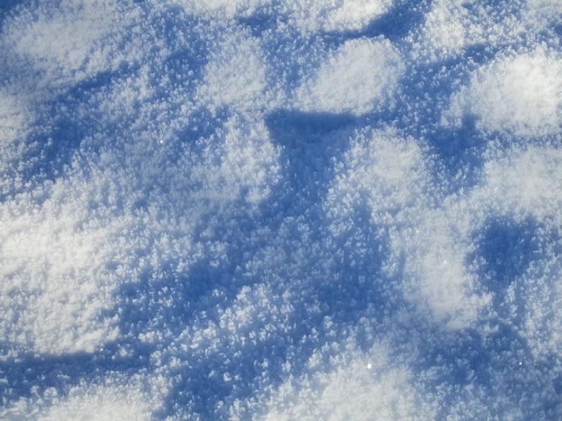 Luci ed ombre sulla neve di Lunalana