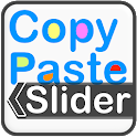 Copy Paste Slider icon