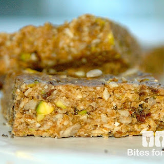 Dried Fruit and Nut Larabars