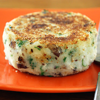 Sardine Cakes.