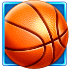 Basketball Superstar - Shoot Crazy Basket Hoops icon