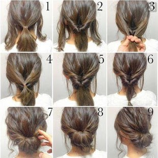 Best Hairstyles Step By Screenshot Thumbnail