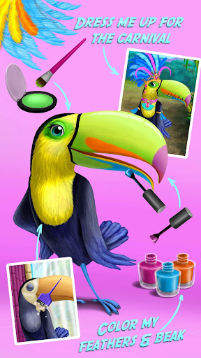 Jungle Animal Hair Salon - Wild Style Makeovers screenshots 8