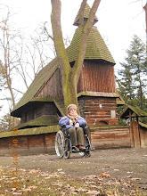 Photo: 07. 01. 2012 roku -  przy kościółku w parku