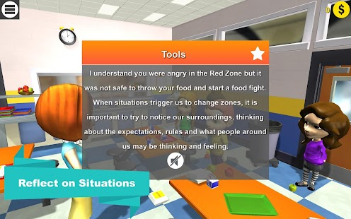 The Zones of Regulation : Exploring Emotions- screenshot thumbnail