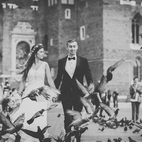 Wedding photographer Marcin Walawender (MarcinWalawende). Photo of 04.11.2017